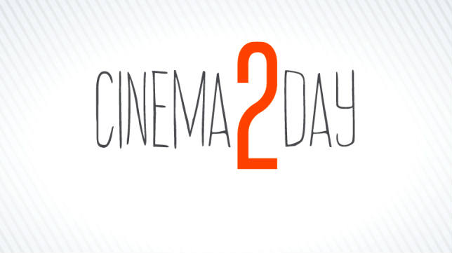Cinema2Day torna il 9 novembre