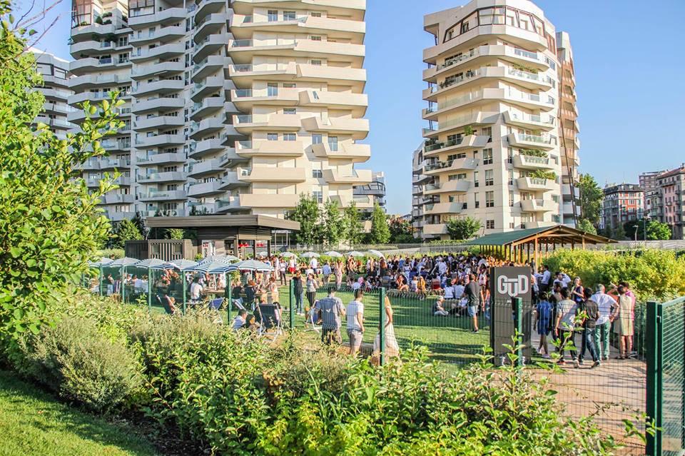 CFM / CityLife Urban Garden Cocktail Party